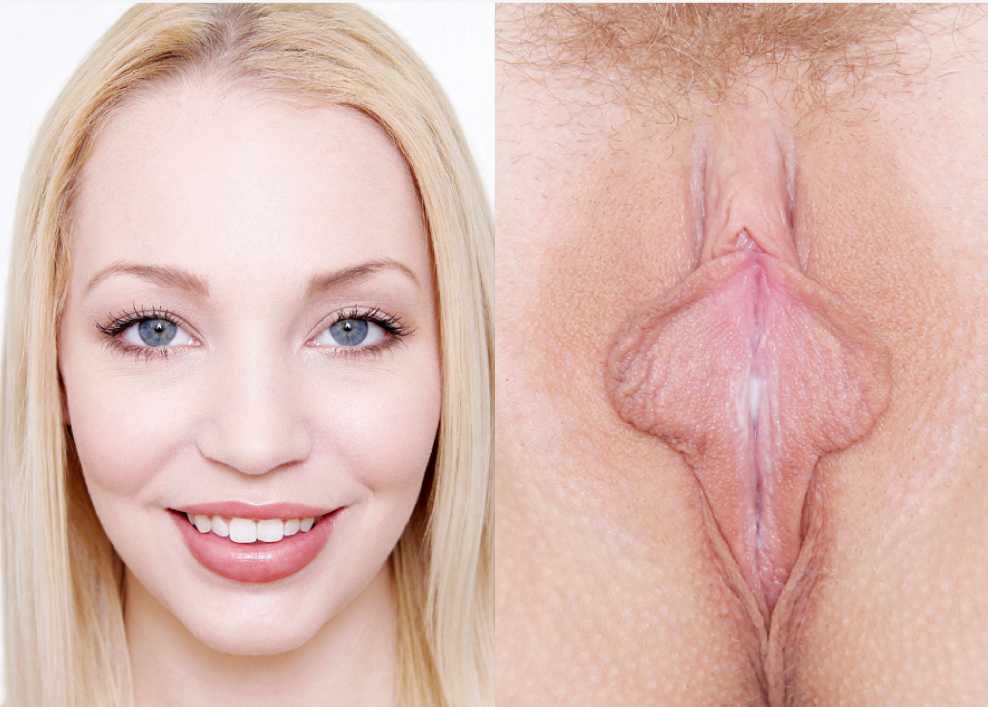 Porn book Pussy portraits